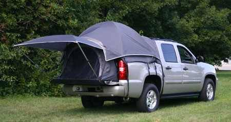 Photo GM Bed Tent for 2002-2013 Chevy Avalanche or Cadillac Escalade EXT - $145 (Las Cruces)