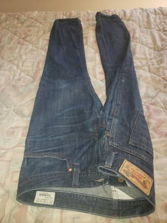 Photo Genuine DIESEL Jeans THAVAR  - $140 (Las Cruces N.M.)