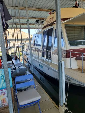 Photo Houseboat for Sale - $45,000 (Elephant Butte, NMAlbuquerque)