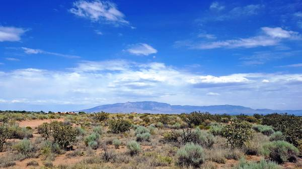 Photo Land For Sale  Mobile Homes Permitted (Rio Rancho, New Mexico (Near Rainbow  Southern))
