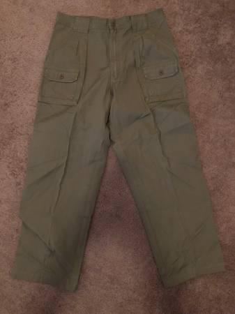 Photo Mens Cabelas 7 Pocket Hiker Pants - $12 (Las Cruces)