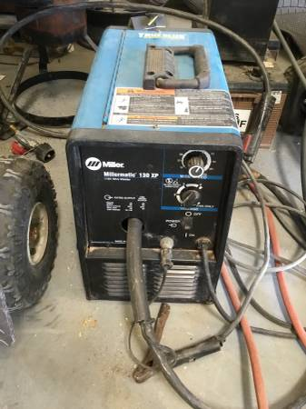 Miller Welder Millermatic 130 Xp 400 Las Cruces Tools For Sale Las Cruces Nm Shoppok