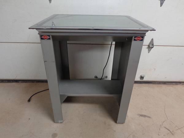 Photo Nuarc VLT23F Light Table - $150 (Deming)