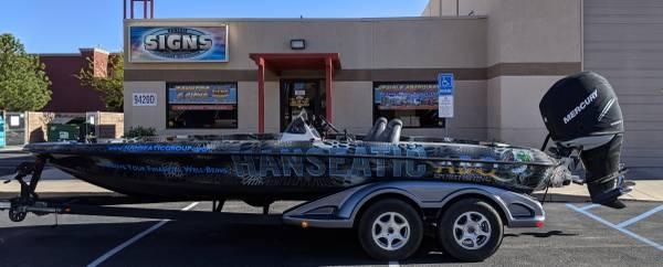 Photo Ranger 520 Bass Boat - $32,000 (NE Heights)