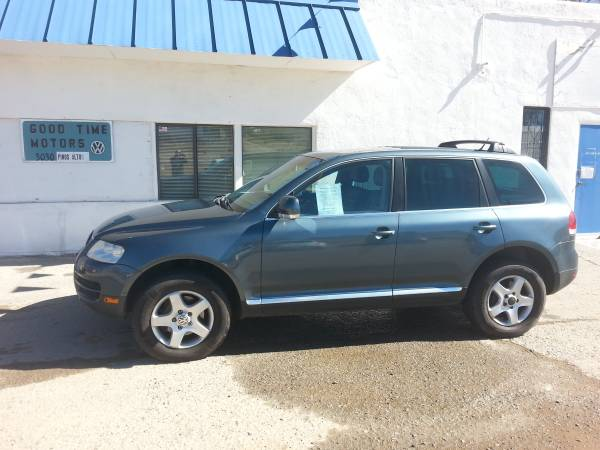 Photo VW Touareg - $6700 (Silver City)