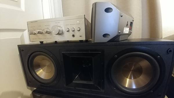Photo Vintage Realistic Mach One and misc stereo equipment - $75 (West El Paso)
