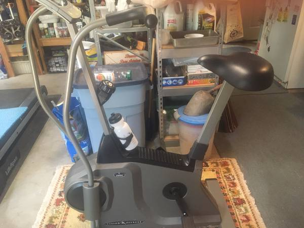Photo Vision Fitness Bike - $550 (Las Cruces)