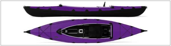 Photo 1339 Folbot Yukon folding kayak - $300 (Boulder City)