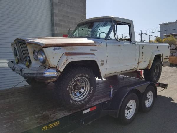 Photo 1964 Willys Jeep Gladiator J200 - $5,500 (UTAH)