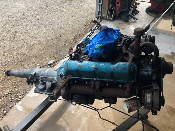 Photo 1968 Amx 290 motor and automatic transmission package - $600 (Monee iL)