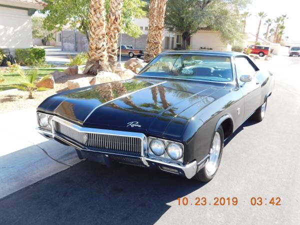 Photo 1970 Buick Riviera RS 455 FS or Trade - $17500 (Las Vegas)