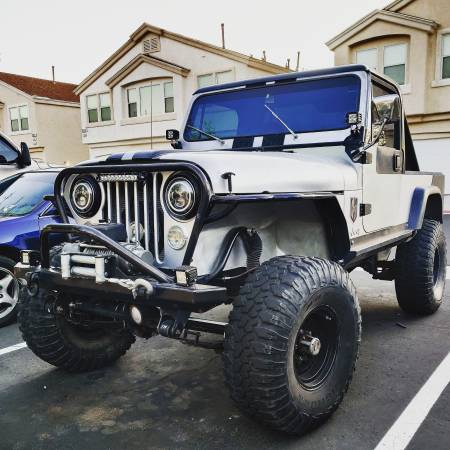 Photo 1981 AMC Jeep cj8 scrambler - $16,000 (Las Vegas)