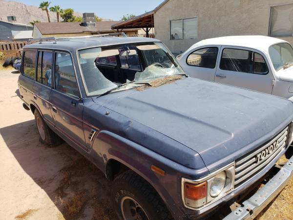 Photo 1983 Toyota Land Cruiser SOLD - $1500 (Las Vegas)