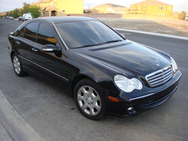 Photo 2006 MERCEDES BENZ C-CLASS 280 101K MILES - $4500 (LAS VEGAS)