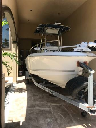 Photo 2007 sea-pro 196cc center console fishing boat - $15,000 (Ely)