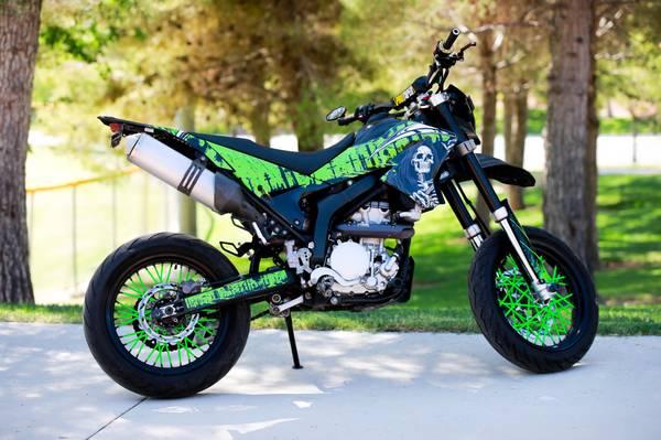 Photo 2009 Yamaha WR250X - $4,999 (Las Vegas)