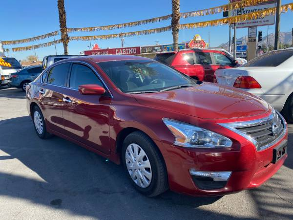 Photo 2014 NISSAN ALTIMA X-TRA CLEAN GOING OUT FOR BUSINESS $1500 DOWN - $1,500 (702-533-9696 RELIABLE IMPORTS)