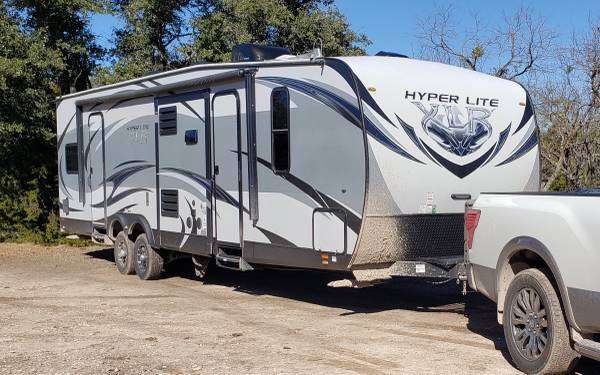 Photo 2015 Forest River XLR Hyperlite 30HDS - $25,000 (Las Vegas)