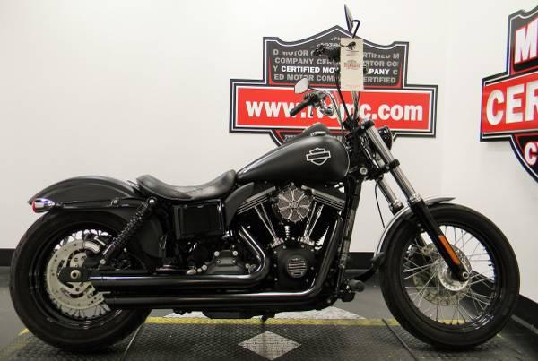 Photo 2016 Harley-Davidson DYNA STREET BOB - $13,977 (LAS VEGAS)