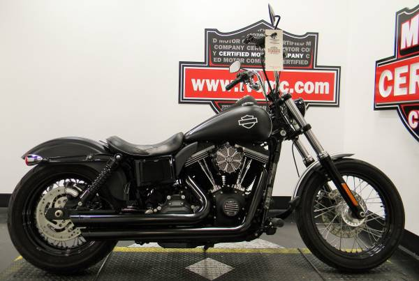 Photo 2016 Harley-Davidson DYNA STREET BOB - $14,277 (LAS VEGAS)
