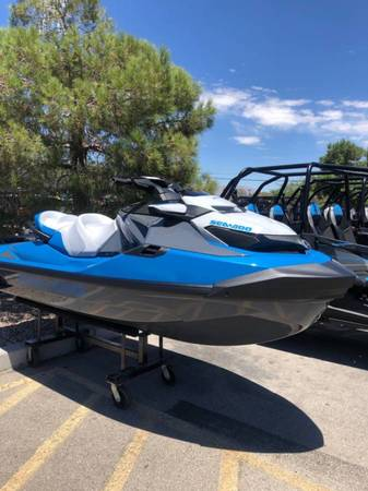 Photo 2019 Sea Doo GTX 155 Sale Pending - $15,000 (North Las Vegas)