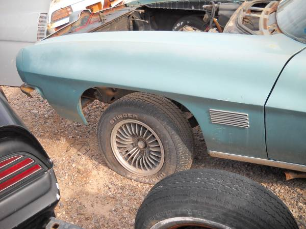 Photo 70 Pontiac LeMans Tempest Parts (So. Nevada)