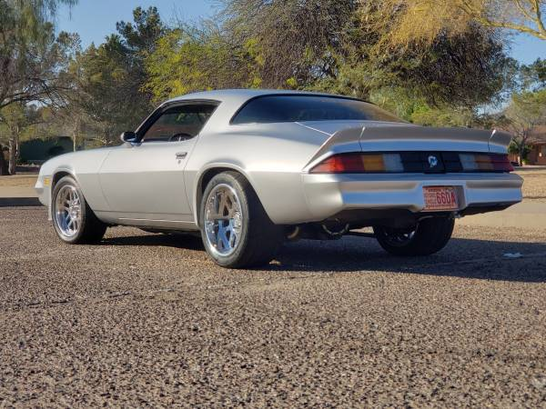 Photo 79 Camaro muscle car - $20000 (Phoenix)