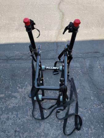 Photo Allen 2 Bike Rack - $35 (las Vegas)