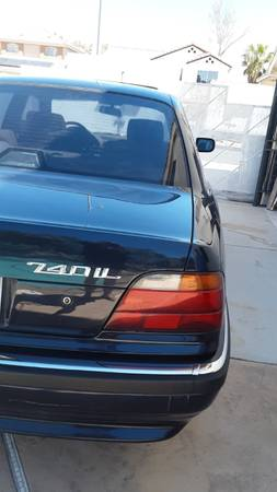 Photo BMW 1998 740il - $1,000 (Las Vegas)