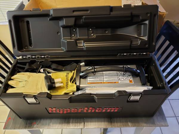 Photo Brand New Hypertherm powermax 30xp plasma cutter - $950 (Las vegas)