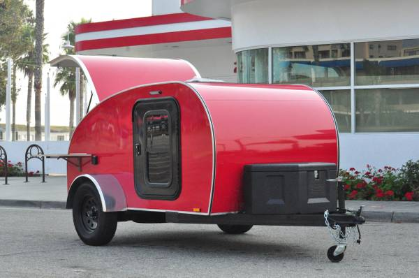 Photo Brand New RadCoast Teardrop Trailer - $15,500 (Redondo Beach)