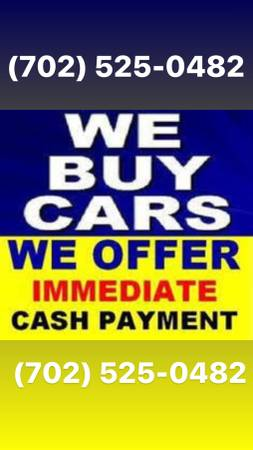 Photo Cash for cars - $2300