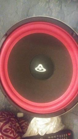 Photo Cerwin Vega 12quot woofer speaker ATW-12 - $95 (Las Vegas)