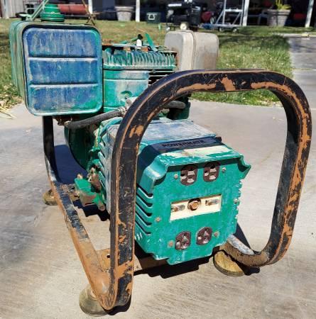 Photo Coleman Powermate Generator - $100 (NW VEGAS)