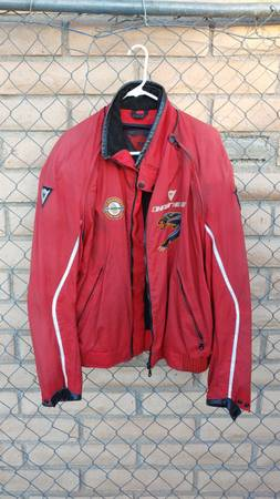 Photo DAINESE Max 1 Motorcycle JacketVest with Armor - $60 (HENDERSON)