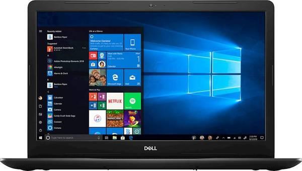 Photo Dell Inspiron 17.3quot Laptop Windows 10 Pro 64 Bit - $240