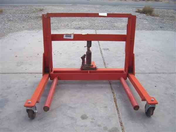 Photo Fleetline Wheel dolly - $200 (Pahrump)