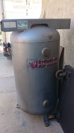 Photo For Sale 80 Gallon Air Tank50 - $175 (Henderson, NV)