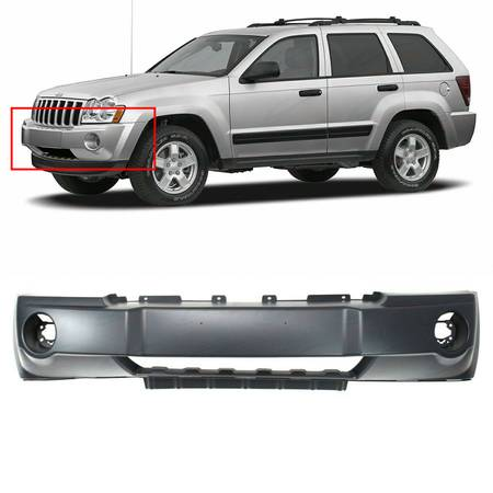 Photo GRAND CHEROKEE 05-07 FRONT BUMPER COVER - $75 (LAS VEGAS-BRAND NEW PARTS -lowest prices Guaranteed)
