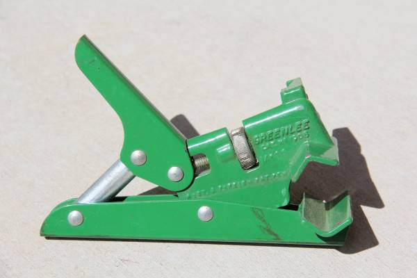 Photo Greenlee Cable Stippers - $60 (Anthem)