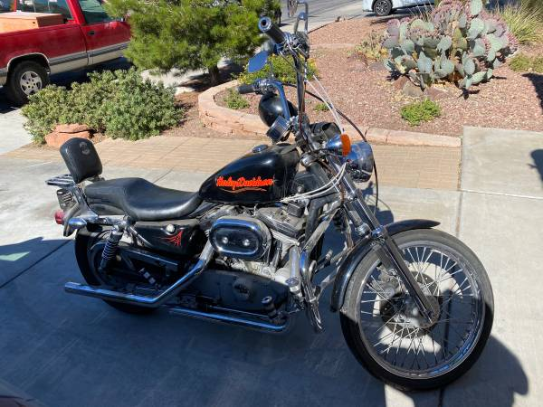 Photo Harley Sportster for sale by owner - $3,000 (Henderson)