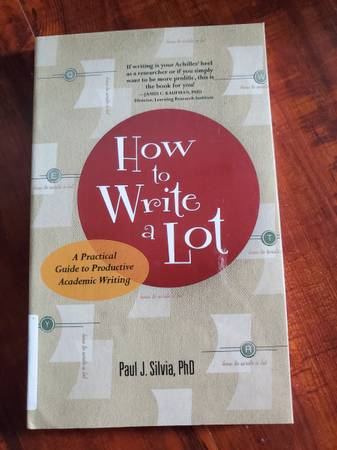 Photo How to write a lot - $5 (Las Vegas)