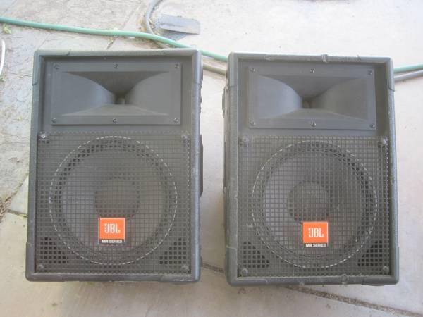 Photo JBL Monitors MR-902 12 inch - $150 (Henderson)