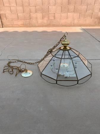 Photo LIGHTING FIXTURES - $15 (BOULDER CITY, NEVADA)