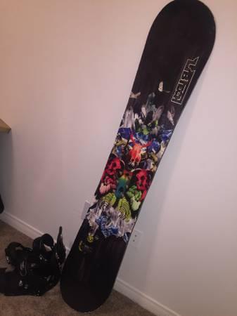 Photo Lib Tech snowboard size 167 - $350 (South Lv)