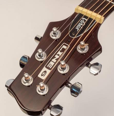 Photo Line 6 Variax Acoustic 700 Guitar  Spare Set Internal Electronics - $975 (Boulder City)