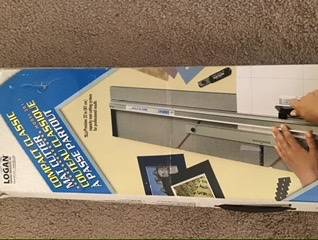 Photo Logan mat cutter model 301 - $80 (Henderson)