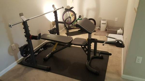 Photo New Weider Olympic Bench and Squat Rack - $300 (las vegas)