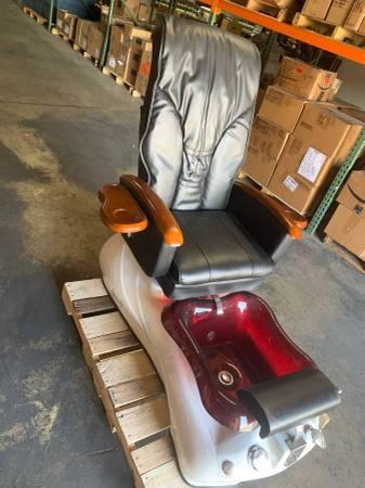 Photo Pedicure Chair - $550 (Las vegas)