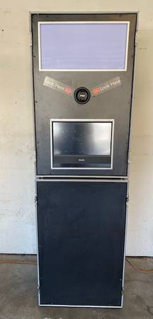 Photo Photo Booth With Printer, Camera, Props - $1,400 (The Lakes)